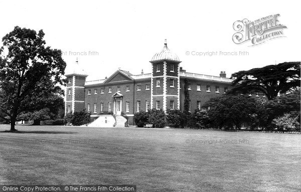 Photo of Osterley, House c.1960