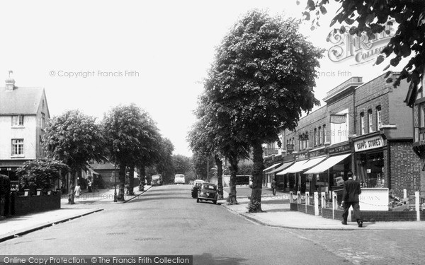 Photo of Osterley, Thornbury Road 1955