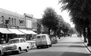 Osterley, Thornbury Road c1955