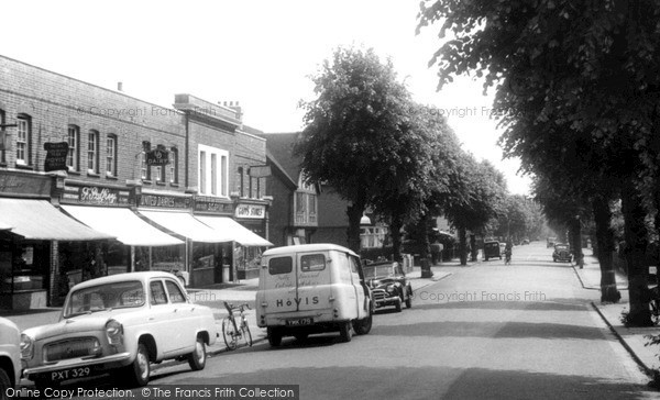 Osterley, c1955