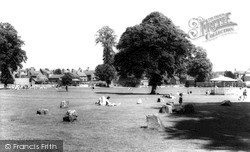 Cae Glas Park c.1965, Oswestry