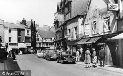 Church Street 1962, Oswestry