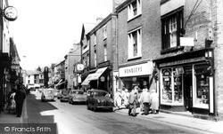 Church Street c.1965, Oswestry
