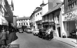 Cross Street c.1960, Oswestry