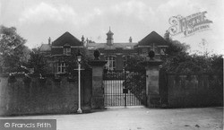 Girls High School c.1939, Oswestry
