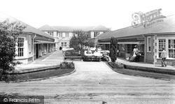 Kenyon And Gladstone Wards, The Hospital c.1960, Oswestry