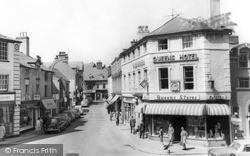 Leg Street c.1960, Oswestry