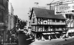 Llwyd Mansion 1962, Oswestry