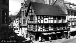 Llwyd Mansion c.1960, Oswestry
