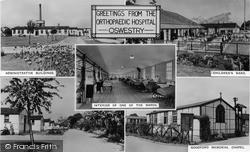 Orthopaedic Hospital c.1939, Oswestry