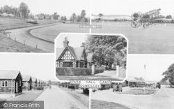Park Hall Camp Composite c.1960, Oswestry