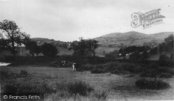 The Race Course c.1939, Oswestry