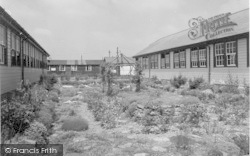 The Rock Garden, Orthopaedic Hospital c.1939, Oswestry