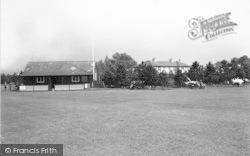 The Sports Field, Orthopaedic Hospital c.1939, Oswestry