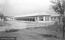 Wrekin Ward, Orthopaedic Hospital c.1939, Oswestry