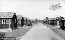 Ymca And Billets c.1960, Oswestry