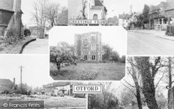 Otford, Composite c.1955