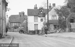Otford, High Street c.1950