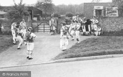Otford, Morris Dancers c.1955