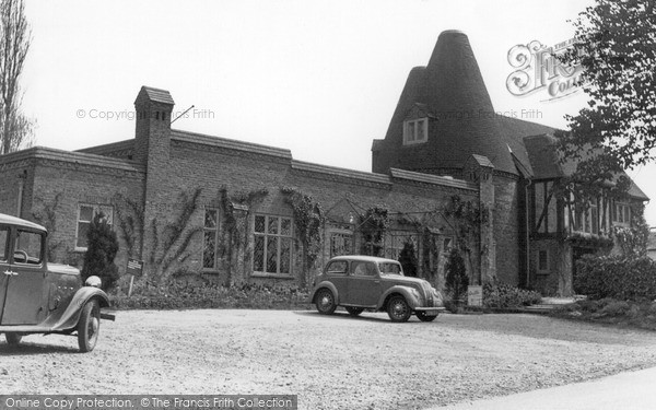 Otford, Oast House c1955