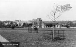 Otford, Otford Palace c.1955
