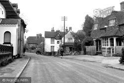 Otford, The Horns Inn, High Street c.1950