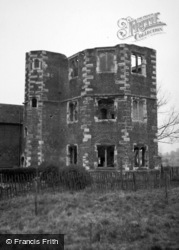Otford, The Old Palace 1960