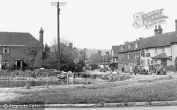 Otford, The Pond c.1955