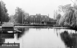 Otford, The Pond c.1960