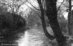Otford, The River Darent c.1950