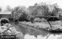 Otford, The River Darent c.1955