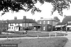 Otford, The Village c.1955