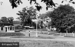 Otford, The Village Green c.1955