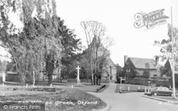 Otford, The Village Green c.1965