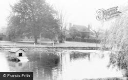 Otford, Village Pond c.1960