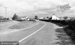 Othery, Bridgewater And Glastonbury Roads c.1960