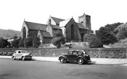 Otley, Parish Church c1960