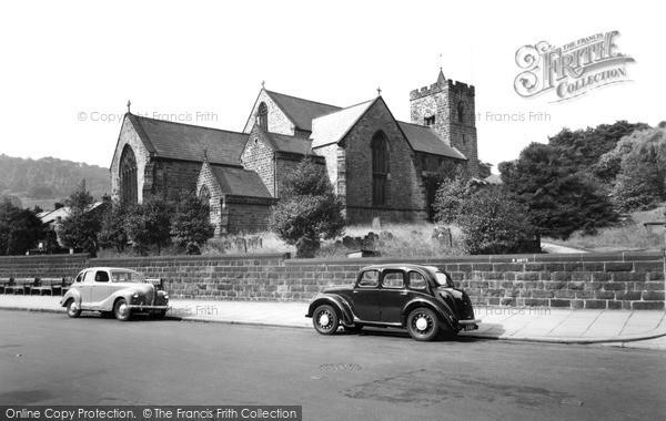 Photo of Otley, Parish Church c1960, ref. O49014