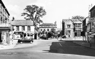Otley, Manor Square c1960