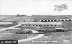 Otterburn, Camp, 'b' Lines c.1955