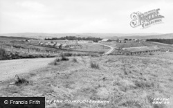 Otterburn, Camp, General View c.1955