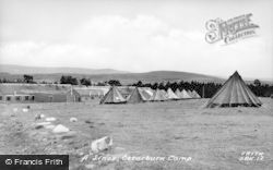 Otterburn, Camp, The 'a' Lines c.1955