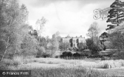 Otterburn, Hall Hotel c.1955