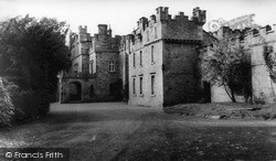 Otterburn, Otterburn Towers c.1965