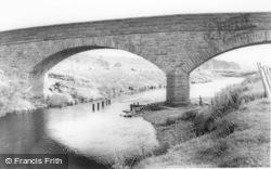 Otterburn, River Rede c.1965
