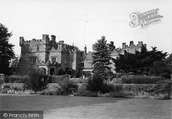 Otterburn, The Tower Hotel c.1955