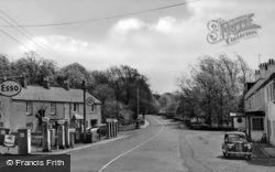 The Village c.1955, Otterburn