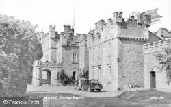 Otterburn, Tower Hotel c.1960
