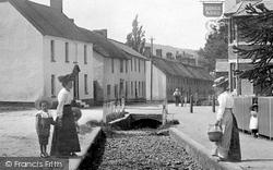 Otterton, Ladies In The Village 1906