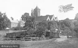 Otterton, St Michael's Church 1906
